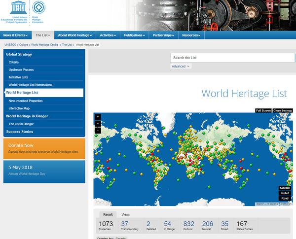 WorldHeritage