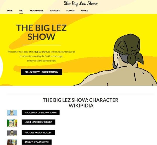 TheBigLezShow