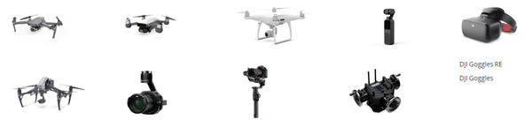 djiPRODUCT