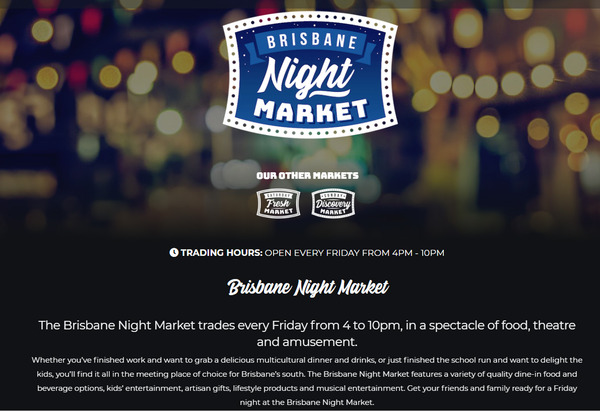 nightmarketsbrisbane