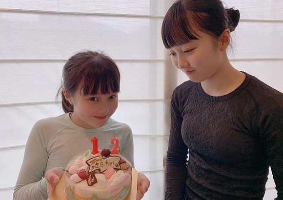 【朗報】本田望結ちゃん(14)、お○ぱいがパンパンに成長する