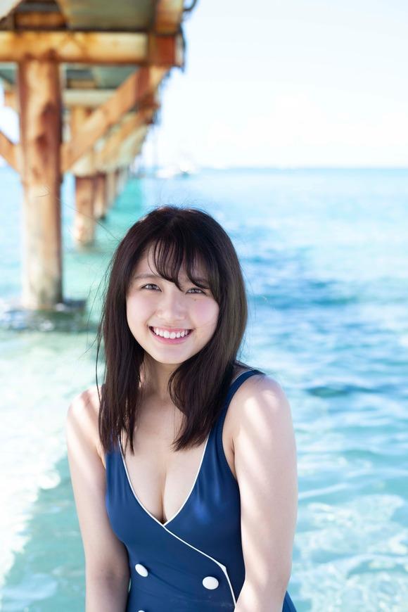 元AKB・大和田南那の最新おっぱい画像が公開されたよ~