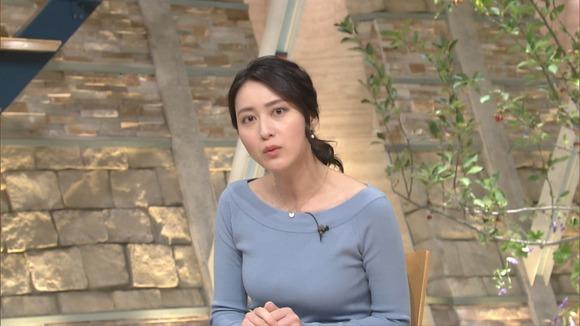 小川彩佳アナ、報ステ降板で高まる年内退社1億円ヌード