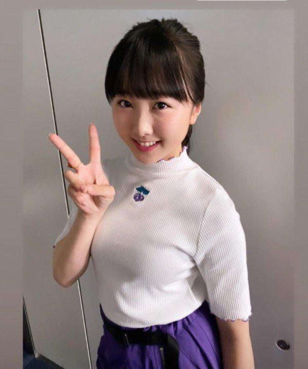Photo of 【画像】本田望結ちゃん、パイズリおっぱいになってしまうwww