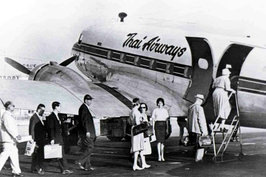 Thai Airways 1957