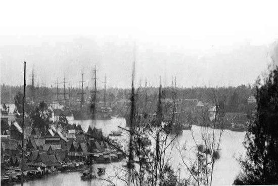 Bangkok in 1864