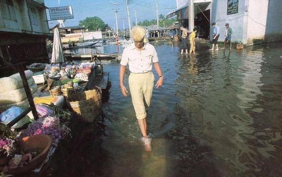 DavidBowie in Bangkok, 1983