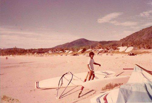 Patong Beach 1978