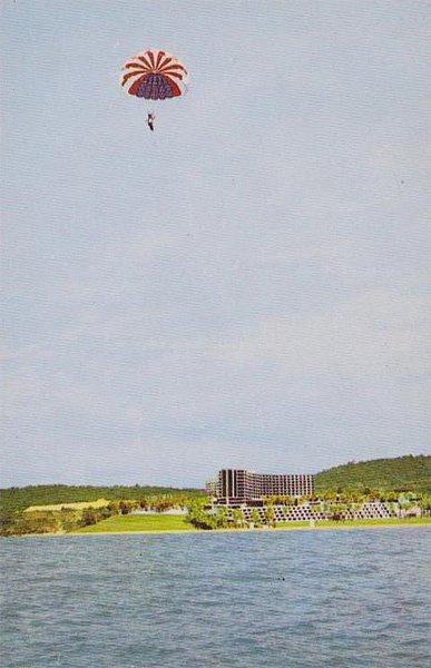 Royal Cliff Beach Hotel in Pattaya 1974