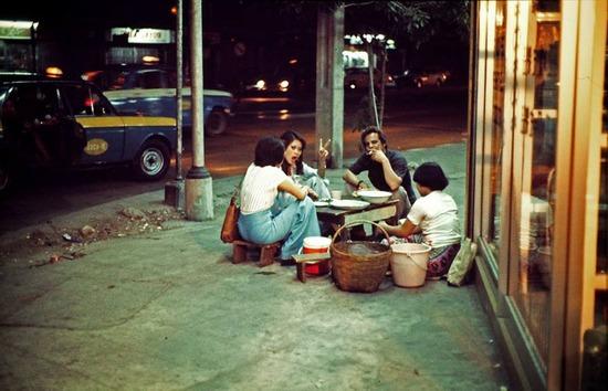 Sukhumvit Road 1976