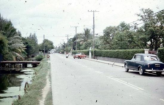 Sukhumvit Soi 40 1969