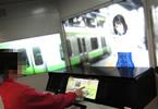 「電車でGO!!」のお披露目イベント