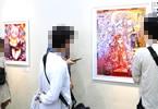 絵師100人展 08