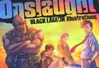 広江礼威「Onslaught: BLACK LAGOON Illustrations」
