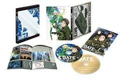 ��GATE ������ ����Ϥˤơ��ۤ��廊��� Vol.1 �ܿ���I <�������������> [Blu-ray+CD]