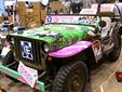 ガールズ&パンツァー公式の痛軍用トラック