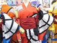 超ひだまつり in 日本武道館 衣装展