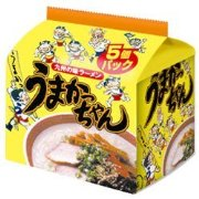 ハウス食品 九州の味ラーメン うまかっちゃん 5食パック×6個入
