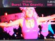 ALTIMAのBurst The Gravity PV