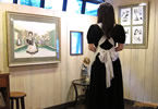 シャーリー2巻発売記念 森薫原画展