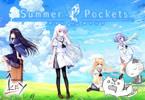 keyの美少女ゲーム「Summer Pockets -サマーポケッツ-」