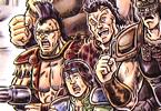 倉尾宏の北斗の拳スピンオフ漫画「北斗の拳 拳王軍ザコたちの挽歌」1巻