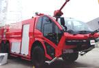 空港用化学消防車の世界