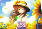 にいち「夏色の君へ 少女アラカルト2」