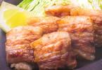 サークルてふや食堂 「てふや食堂の塩豚」より「焼き塩豚」