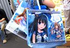 コミックマーケット94 夏コミ2日目の秋葉原でのコミケ紙袋