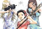 ジャスミン・ギュ「Back Street Girls」9巻