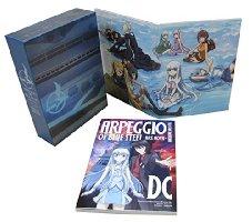 劇場版 蒼き鋼のアルペジオ −アルス・ノヴァ− DC <初回生産限定特装版BD> [Blu-ray]
