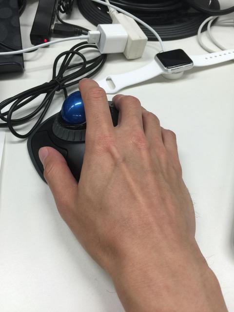 PCのマウスが暴走