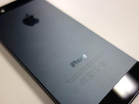 未だにiPhone5S