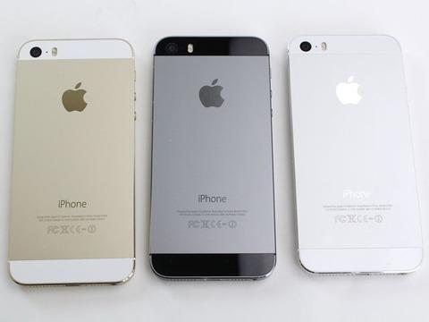 ワイiPhone5S民