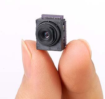 カメラの光学ズーム
