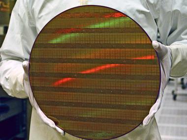CPUの製造工程