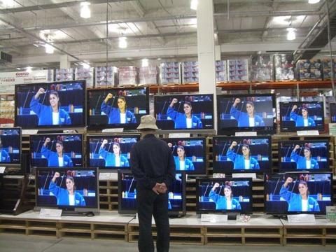 【悲報】4kテレビ、なかなか売れない