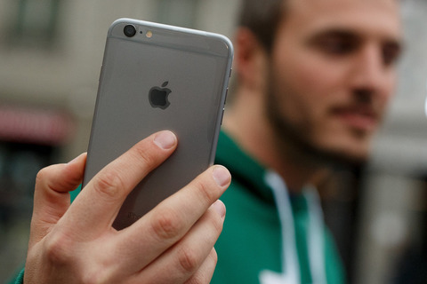 【携帯】Apple、iPhone 6 Plus