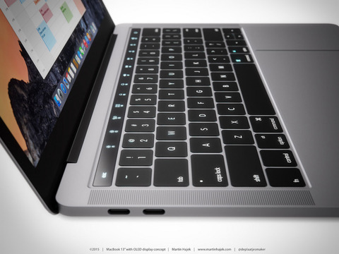新型MacBook Pro終了
