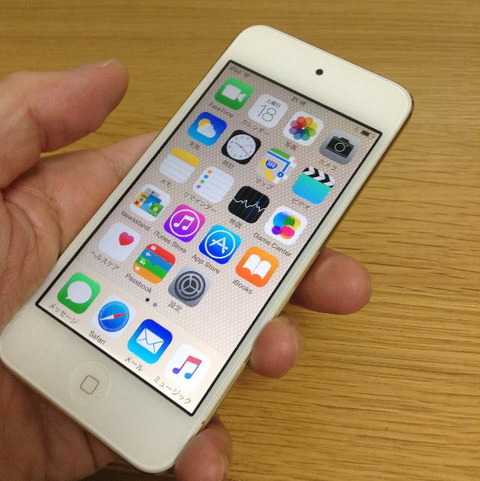 iPod touch 第6世代