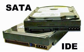 IDEのHDD