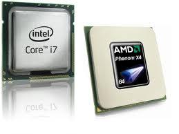 IntelとAMD