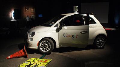 google 自動運転 事故