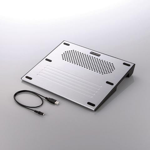 ノートパソコンの冷却台