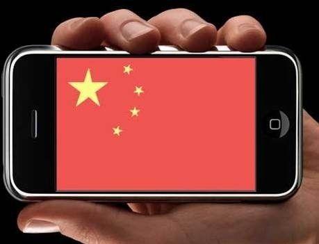 中国スマホ