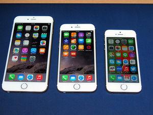 iPhone6プラス