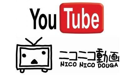 YouTubeで成功 vs ニコニコで成功