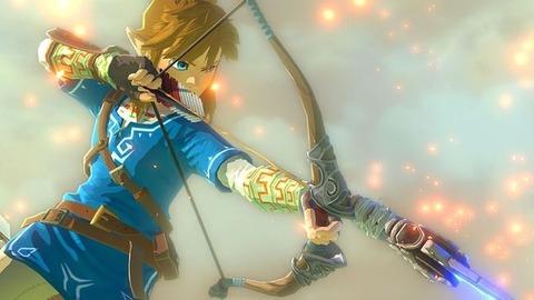 ゼルダの伝説 リンク 弓