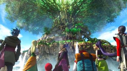 ドラクエ11 世界樹